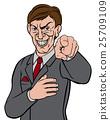 男性 男人 商業 25709109