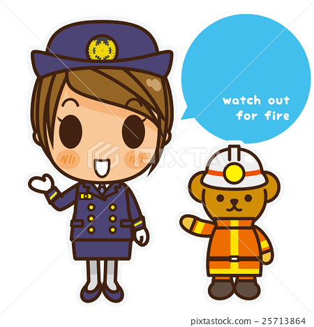 Onanoko消防员右手 25713864