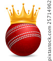 cricket, ball, crown 25714962