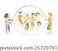 跳繩 玩耍 演奏 25720791