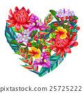 floral, flower, blossom 25725222