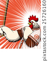 rooster, chicken, bird 25726160