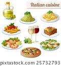 food, pasta, pizza 25732793