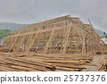 china bamboo opera building at shek o 25737376