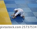 Girls compete in Judo 25737534