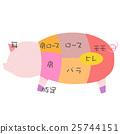 豬肉部分 25744151