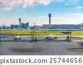 客用飛機 羽田 國際機場 25744656