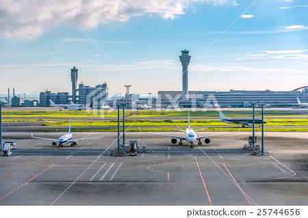 羽田機場的風景 25744656