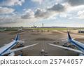 客用飛機 羽田 國際機場 25744657