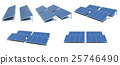 太陽能板 一套 複數 25746490