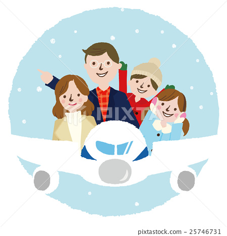 Family winter trip 25746731