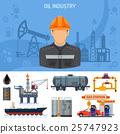 oil rig crane 25747923