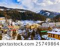 Mountains ski resort Bad Gastein Austria 25749864