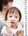 infant, infantile, little 25751759