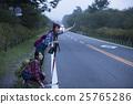 一個女人搭便車 25765286