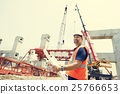 Blueprint Architect Career Structure Construction Concept 25766653