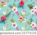 flower,tropical,pattern 25773135