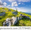 stone, hillside, landscape 25779465
