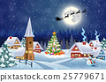 christmas, scene, scenery 25779671
