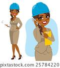 Architect Black Woman 25784220