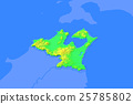 "Deformed elevation ""Aomori"" 25785802"