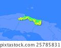 "Deformed altitude ""Tottori"" 25785831"
