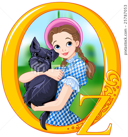 Dorothy and Toto 25787053