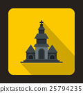 Church icon in flat style 25794235