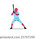Baseball vector sign 25797299