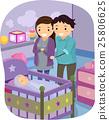 baby, child, couple 25806625