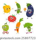 vegetable sport funny 25807723