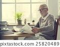 leisure, newspaper, reading 25820489