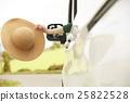 女性 蓋 帽子 25822528