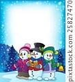 snowman, snowmen, carol 25827470