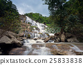 Mae Ya waterfall is a beautiful waterfall 25833838