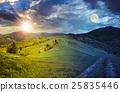meadow, mountain, landscape 25835446