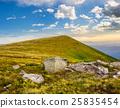 boulder, hillside, landscape 25835454
