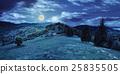 mountain, hillside, meadow 25835505