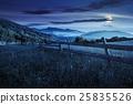meadow, mountain, hillside 25835526