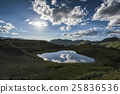 Evening landscape in the Rocky Mountains 25836536