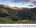 Landscape in the Rocky Mountains 25836568