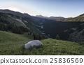 Landscape in the Rocky Mountains, Maroon-Snowmass  25836569