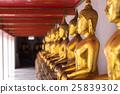 bangkok, buddha, golden 25839302
