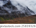 Himalayan mountain landscape view in India. 25839326