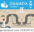 Canada Landmark Global Travel And Journey. 25839742