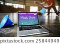 Music Multimedia Sound Entertainment Concept 25844949