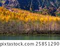 The fall season of kamikochi, Japan 25851290