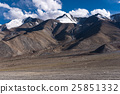 Mountain with snow cover in Ladakh, India. 25851332