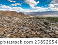 Leh city view from Leh palace 25852954