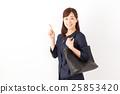 中年職業女性 25853420